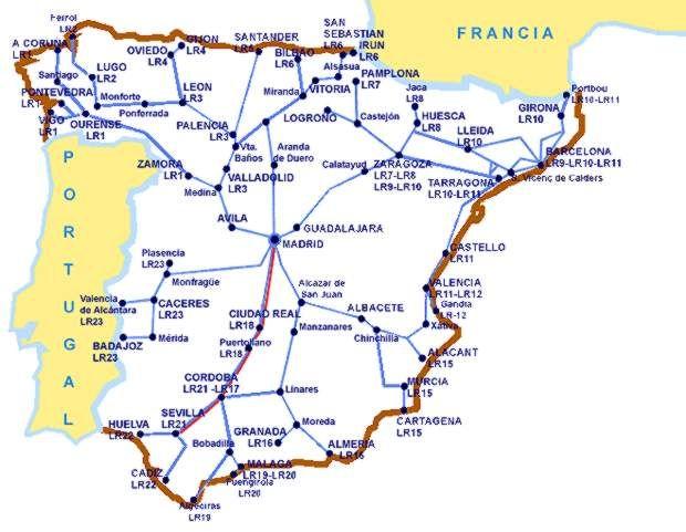 Language Map Of Spain.Pin By Ricardo Ortiz On Spanish Ave Lav Map Spanish