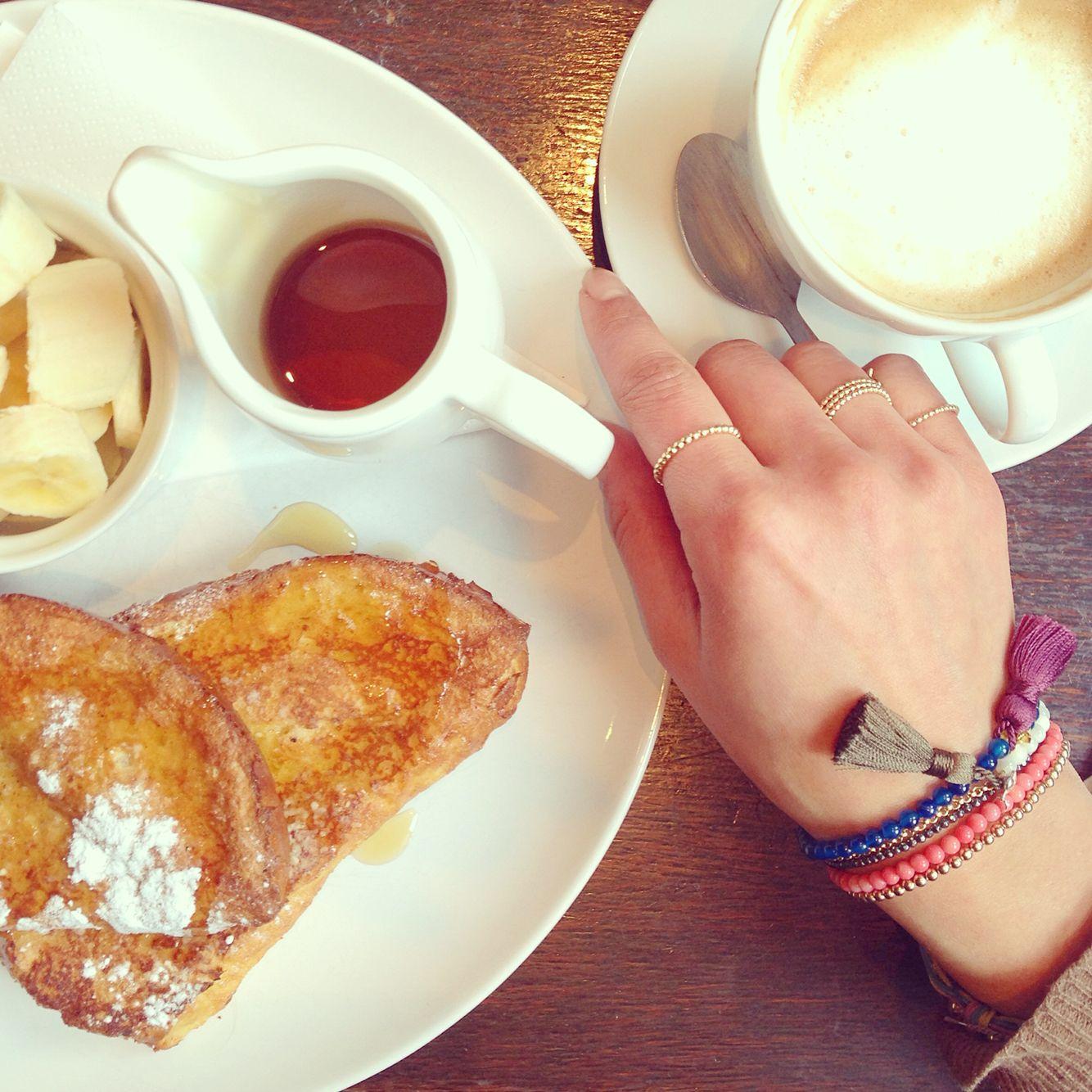Breakfast and Tassels