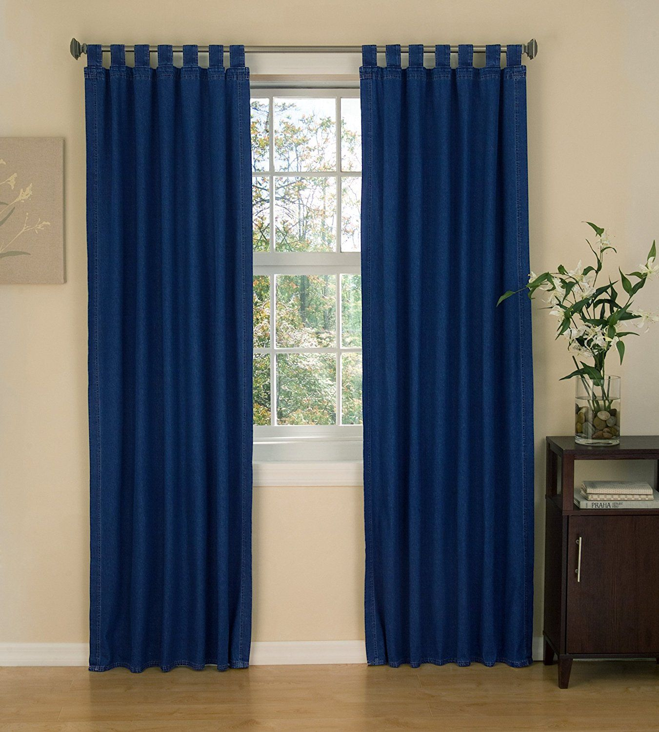 Tab Top Curtains Amazon American Denim 80 Unbelievable Item Right Here This Is An