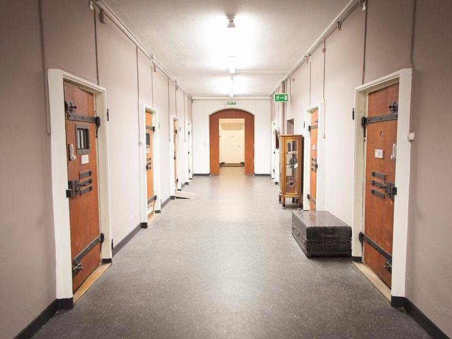 Jail Hotel Lucerne Switzerland