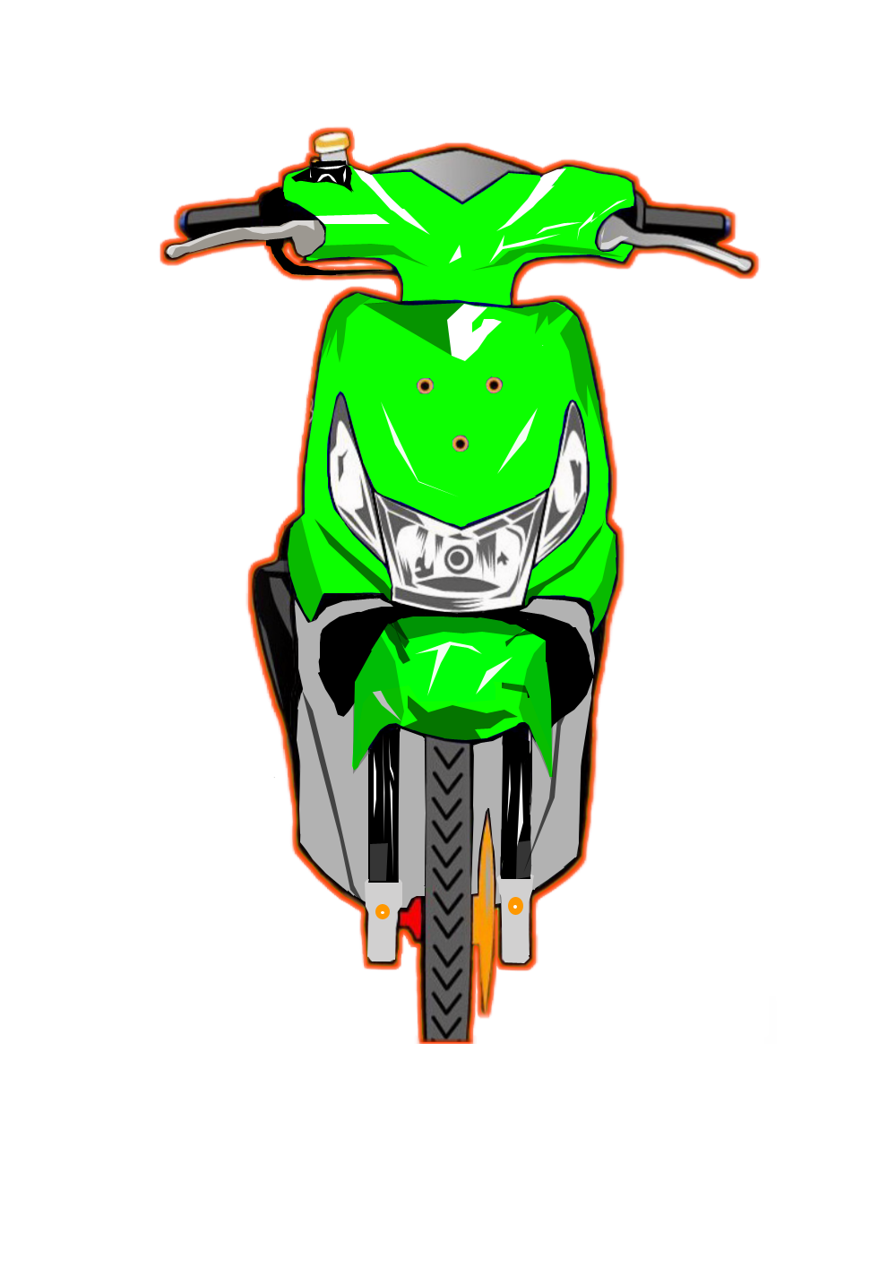 Pin Oleh Amir Syarifuddin Di Desain Logo Dengan Gambar