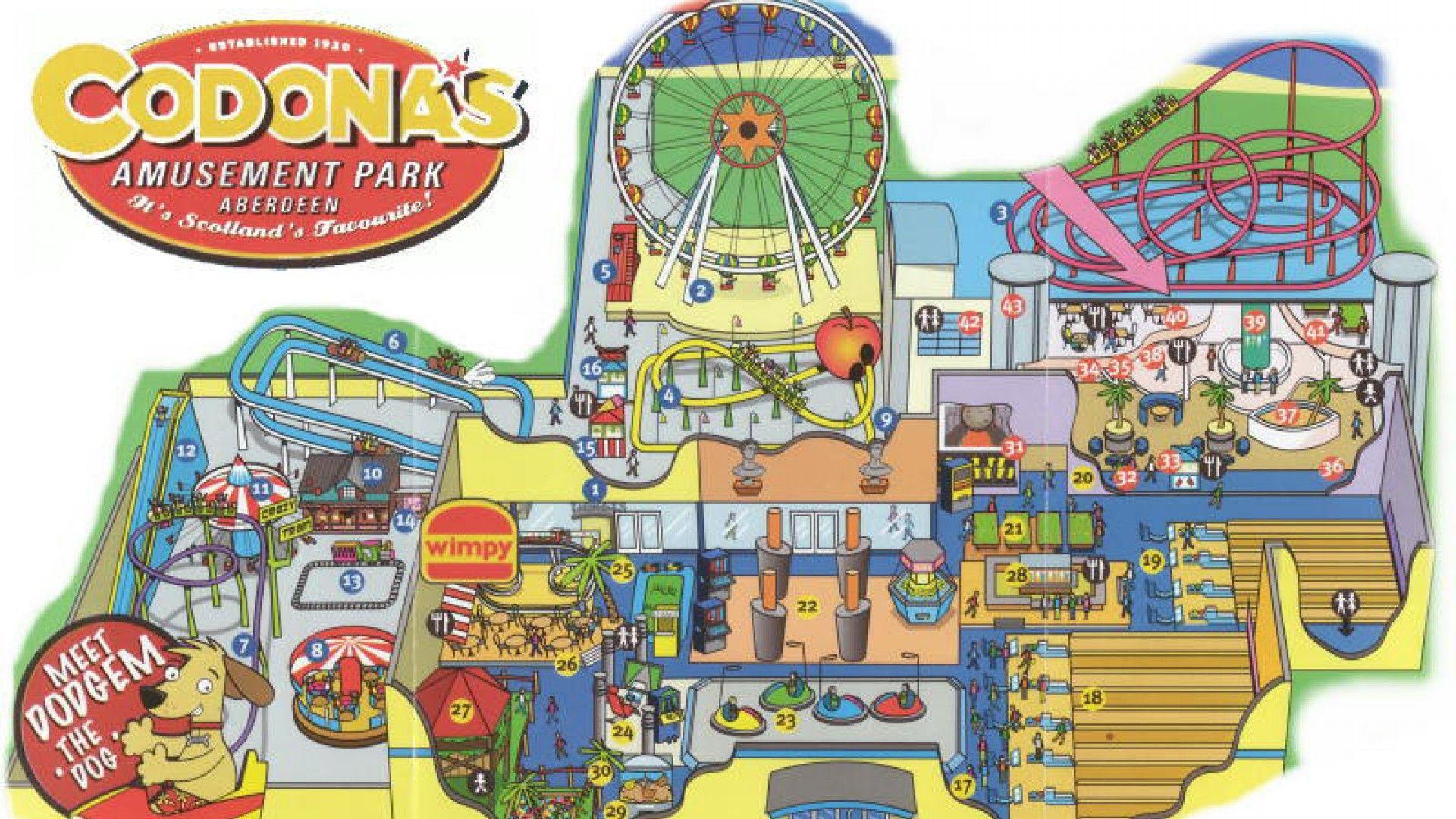 Us based amusement parks