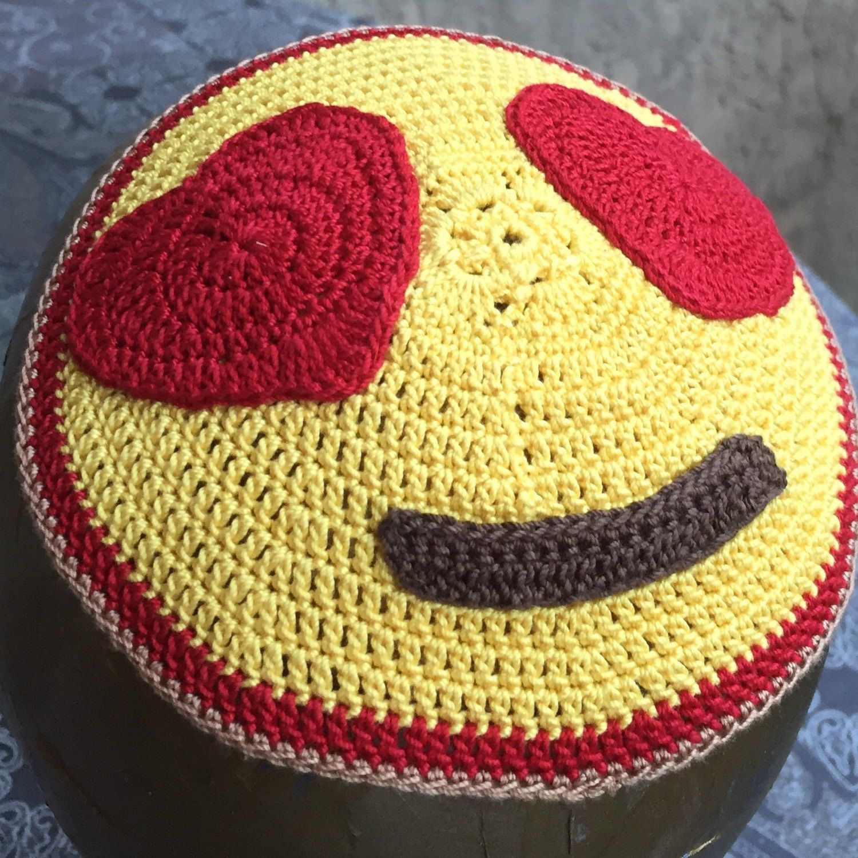 Perfect Häkeln Kippah Muster Gift - Decke Stricken Muster ...