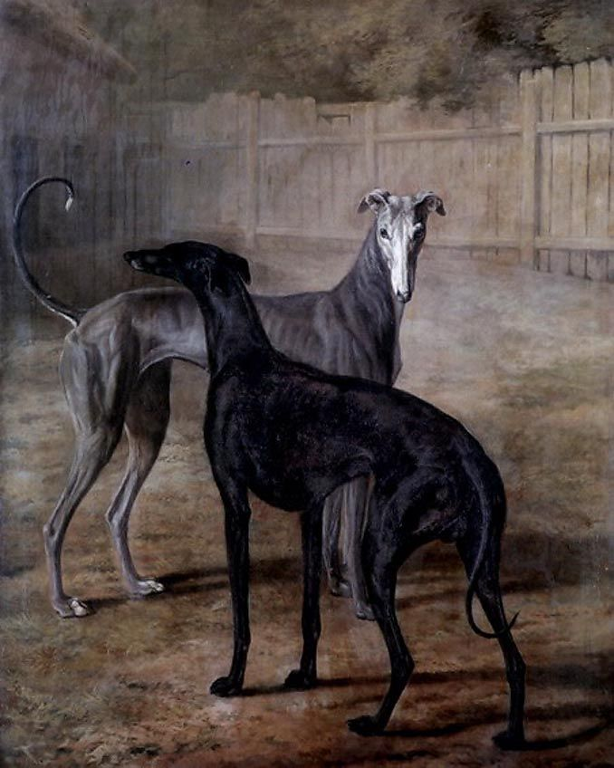 Agasse : Rolla and Portia. Jacques-Laurent Agasse (1767–1849) was a Swiss animal and landscape painter.