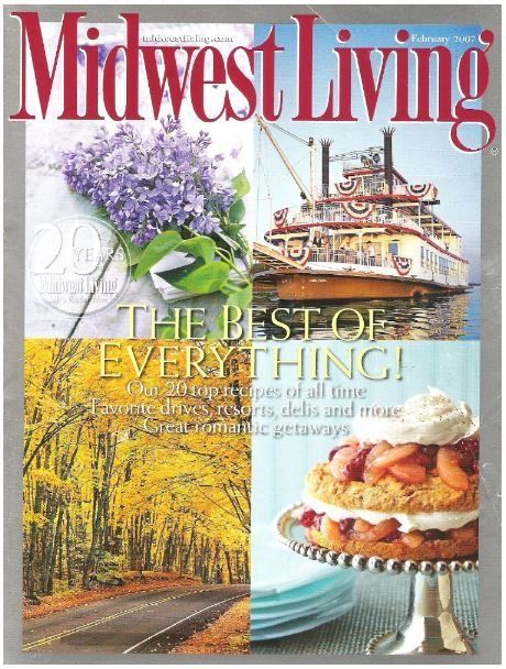 Midwest Living / The Best Of Everything! / February 2007 | Magazine (2007)