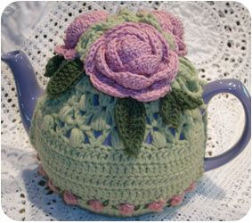 Cosy Tea Blog | Tea, Cake and Knitted Tea Cosies!