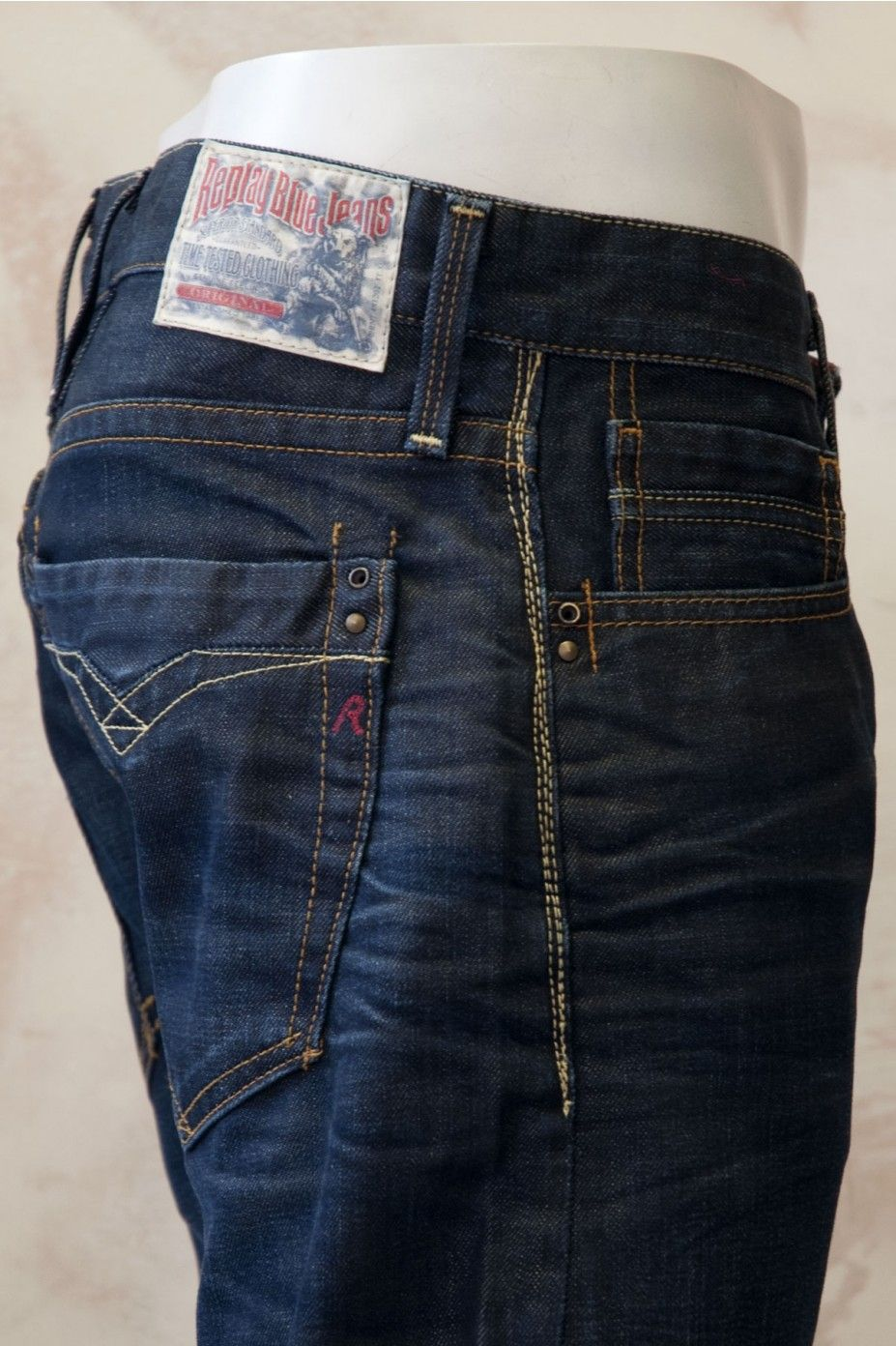 Replay Jeans   Replay Billstrong Jeans m955 - Newer ...