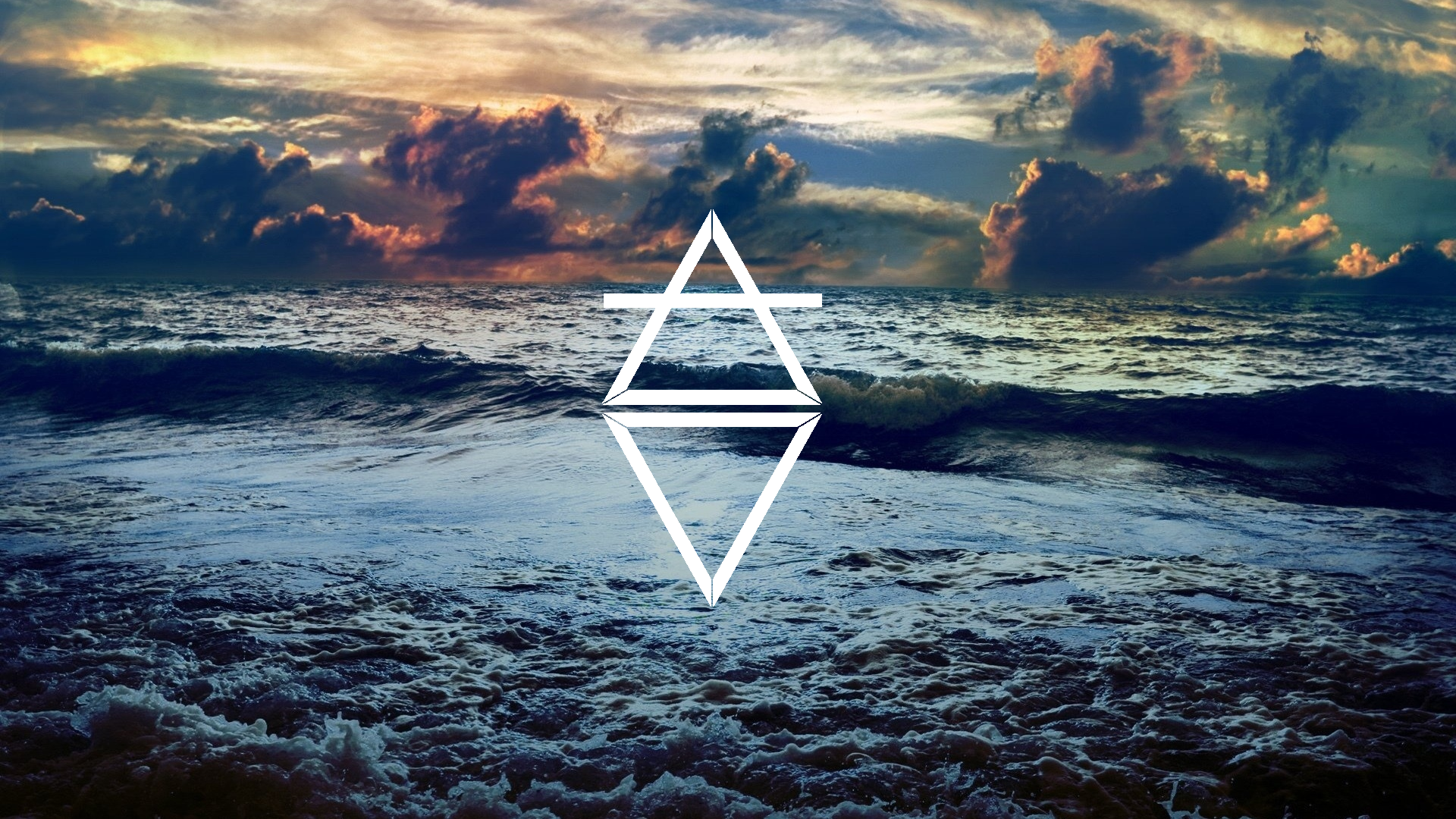 This Is A Florence And The Machine Computer Wallpaper I Spontaneously Decided To Make And It Turned Out Really Well Landscape Ocean Photography Sea And Ocean