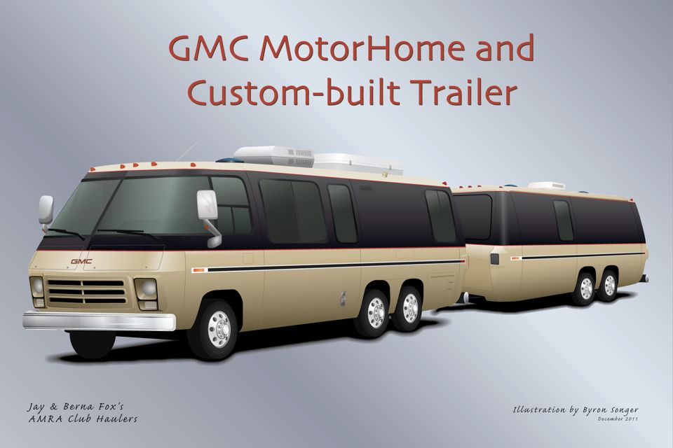 Gallery Of Gmc Paint Designs With Images Gmc Motorhome Gmc