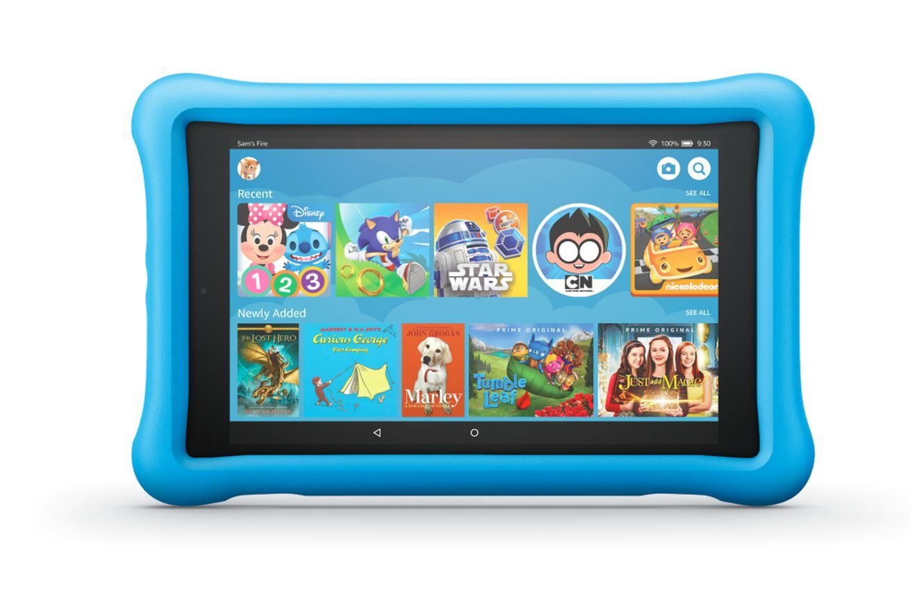 Kids Can Now Stream Approved Audiobooks Through Amazons Freetime Unlimited Fire Kids Kindle Fire Kids Kids Tablet
