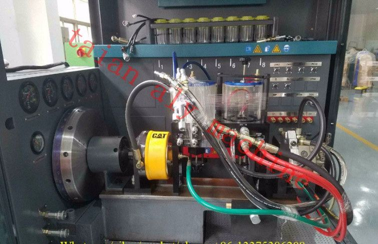 AM-CR825 common rail injector and pump test bench for CAT