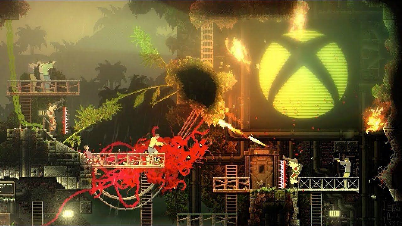 Carrion annoncé sur Xbox One et PC pour 2020 ! Jeu d