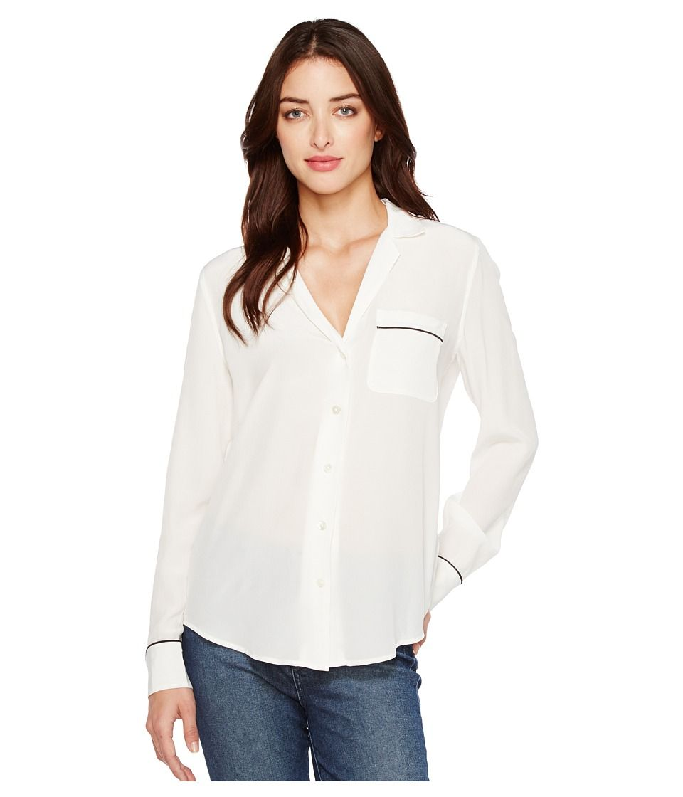 2daaf6c965dd2b EQUIPMENT EQUIPMENT - KEIRA BLOUSE (NATURE WHITE) WOMEN S BLOUSE.  equipment   cloth