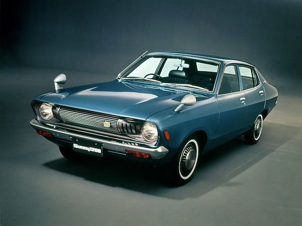 datsun 120y sunny sedan | Datsun 120 Y | Pinterest | Cars ...