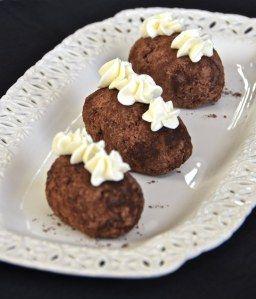 Chocolate potato - Delights Of Culinaria, kartoshka #Russian_recipes #Russian_desserts