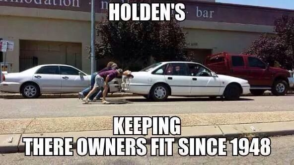 Holden Meme Car Jokes Chevy Memes Car Memes