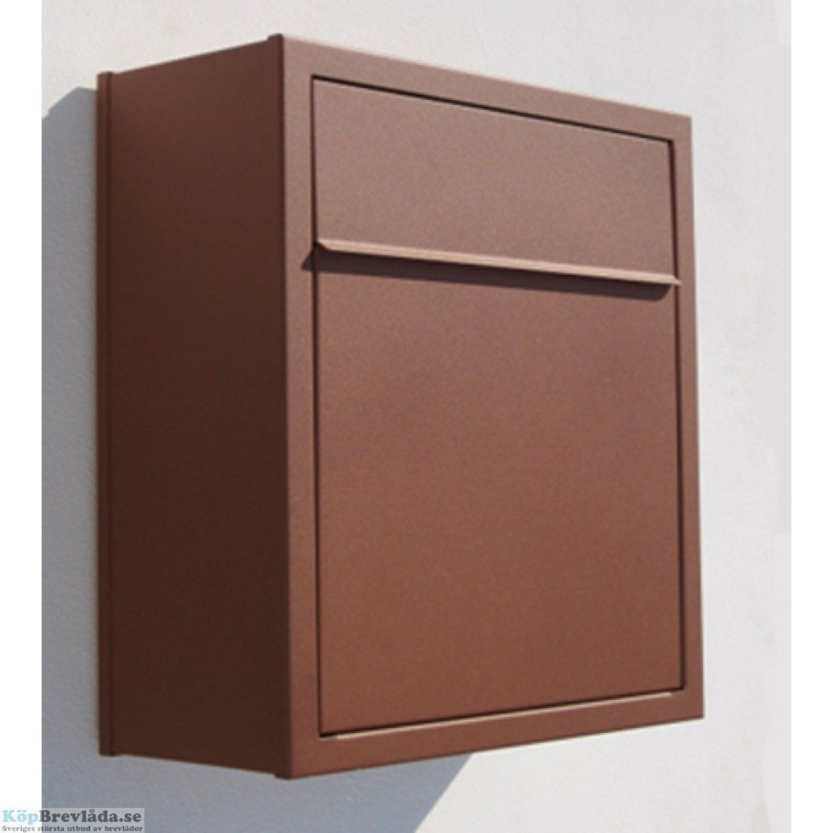 Bravios Briefkasten rostbrun postlåda bravios base briefkasten