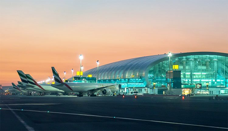 Dubai International Airport (DXB) has continued to retain its position as the world's number one hub for international passengers by registering annual traffic of more than 78million in 2015,