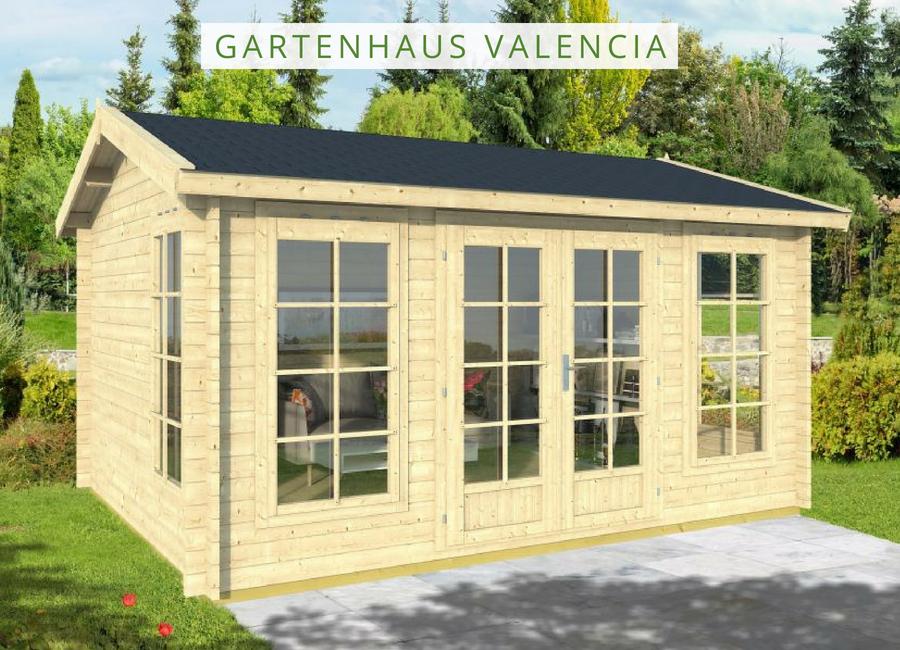 Gartenhaus Valencia40 Gartenhaus, Haus und Gartenhaus farbe