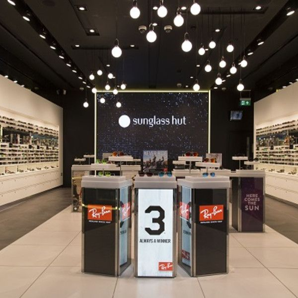 b41ba22633 New digital signage for Sunglass Hut stores - Retail Design World. Find  this Pin and more on Award winning Store display ...