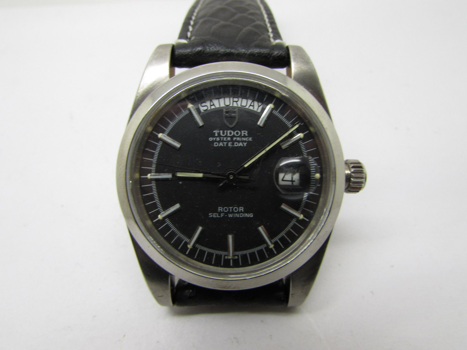 Vintage Tudor Jumbo Oyster Prince Day Date President 38mm Rotor Auto Men Watch Wristwatch Men Watches For Men Tudor Ranger