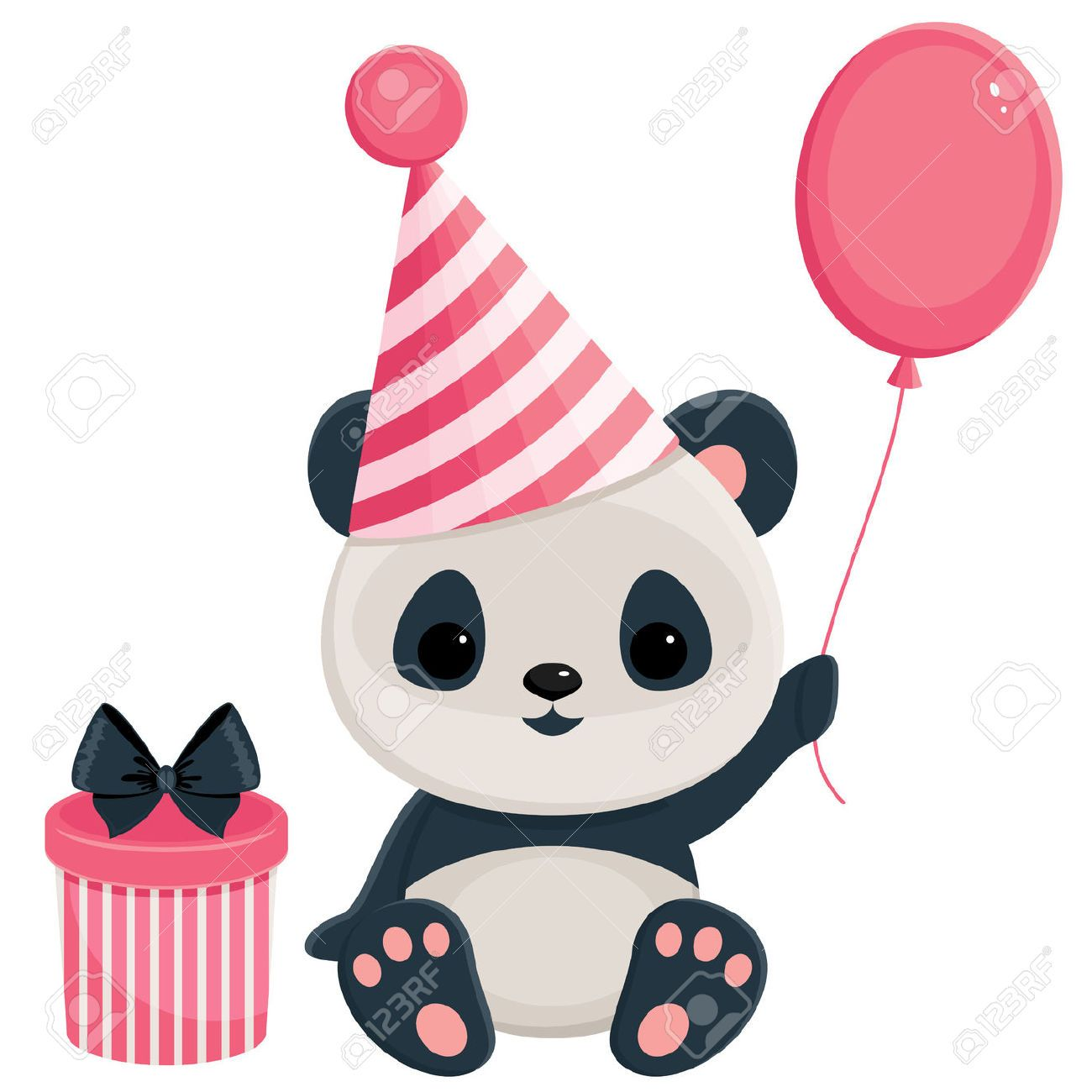 Birthday Cake Balloon Age  Clipart Png