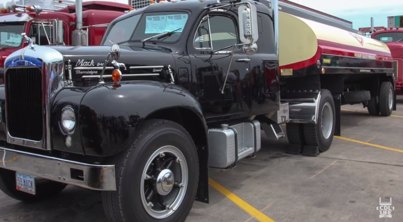 Video: I-80 Trucker's Jamboree – Antique Truck Display | CDLLife