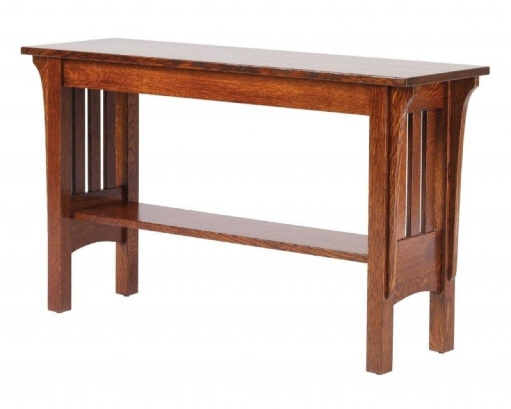 Fancy Cherry Wood Sofa Table 22 For
