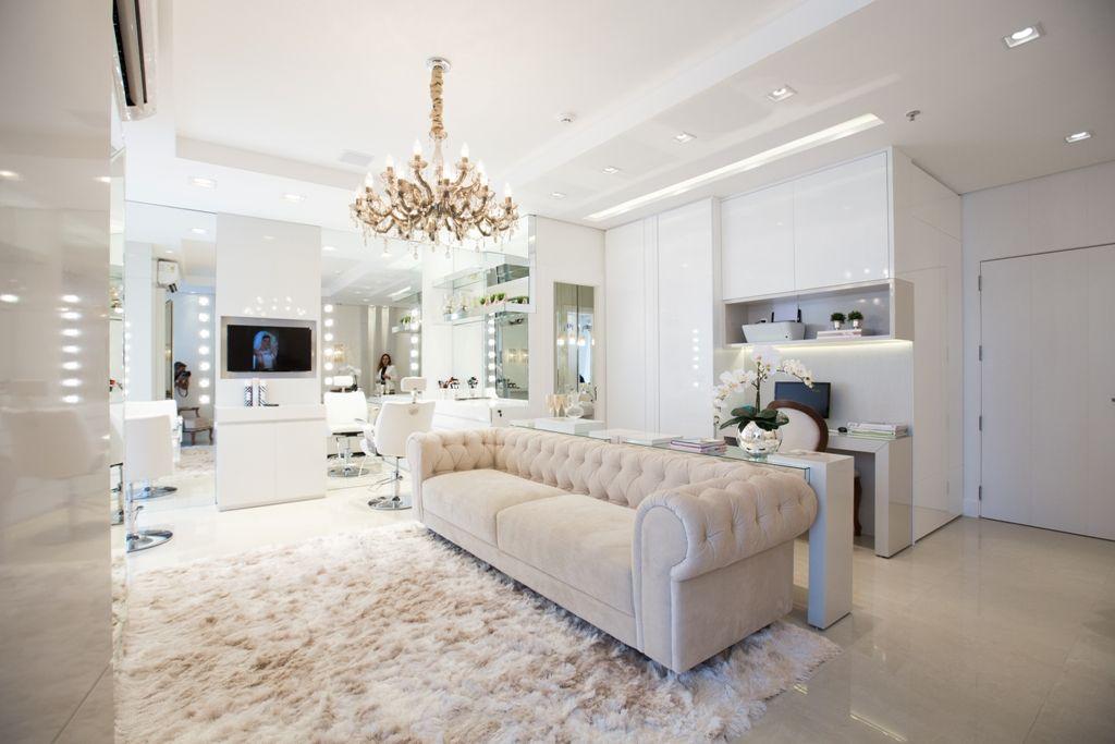 Pin by Alexa💗 on •Luxury Homes• | Pinterest | Salons, Salon ideas ...