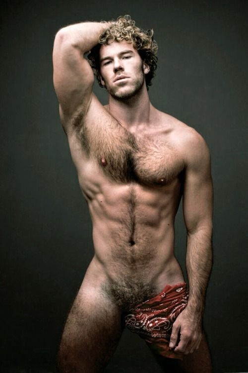 Hot Hairy Guys Nude