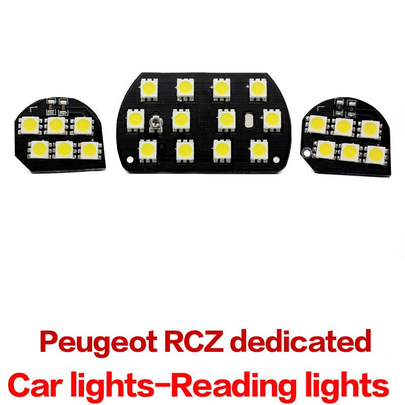 Cheap led light, Buy Quality light chain led directly from China led 10w flood light Suppliers: Peugeot RCZ dedicated reading lampOriginal interface are consistent with the original car, replace directlyThe standa