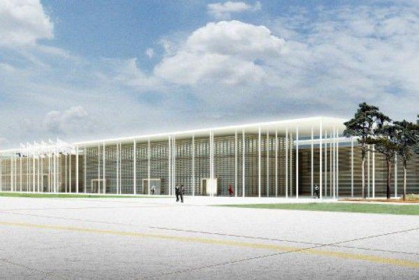 Entscheidung Im Architekturwettbewerb Berlin Erhalt Neues Regierungsterminal Architektur Architekturwettbewerb Architektenburo