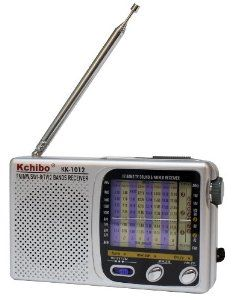 12 Band World Radio Am Fm Shortwave World Band Receiver Sw 1 8