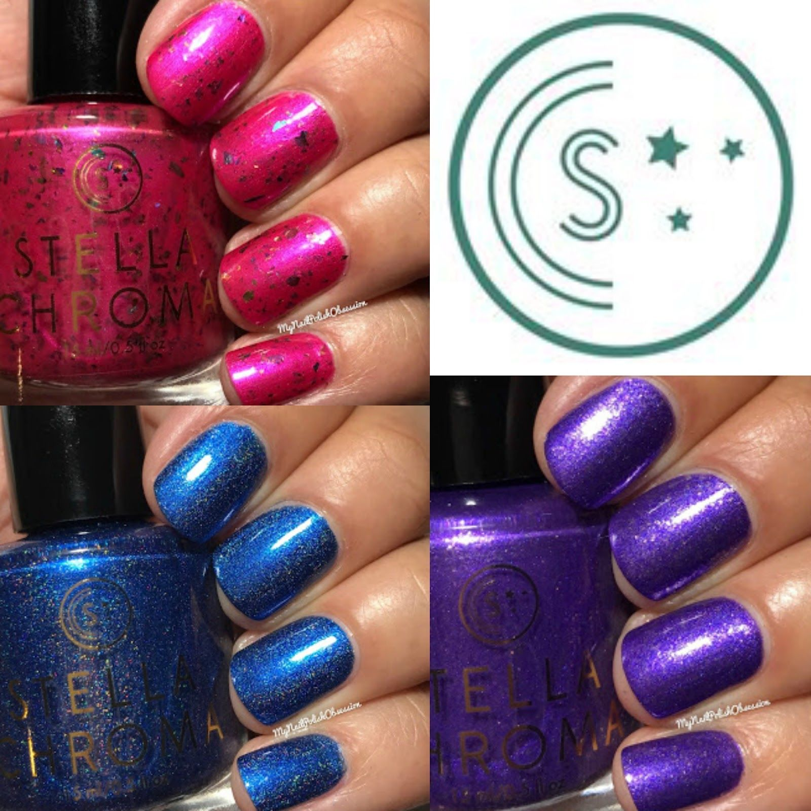 STELLA CHROMA Premier Collection review by My Nail Polish