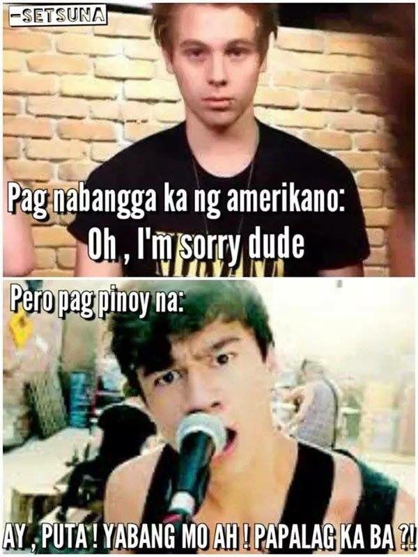 TAGALOG MEMES   tagalog memes   Filipino funny, Funny