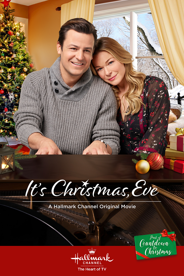 """It's Christmas, Eve"" (2018) Hallmark channel christmas"