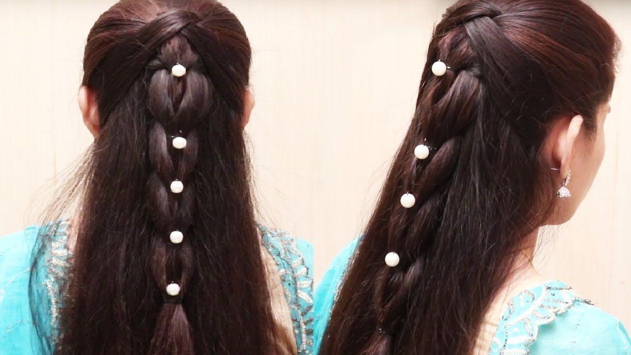 Easy Hair Style For Long Hair Ladies Hair Style Videos Beautiful Hair Balayage Hair Beautiful Nail In 2020 Long Hair Video Hair Styles Ladies Hair Style Video