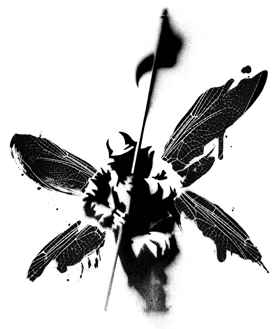 "Soldier With Wings - ""Hybrid Theory"""
