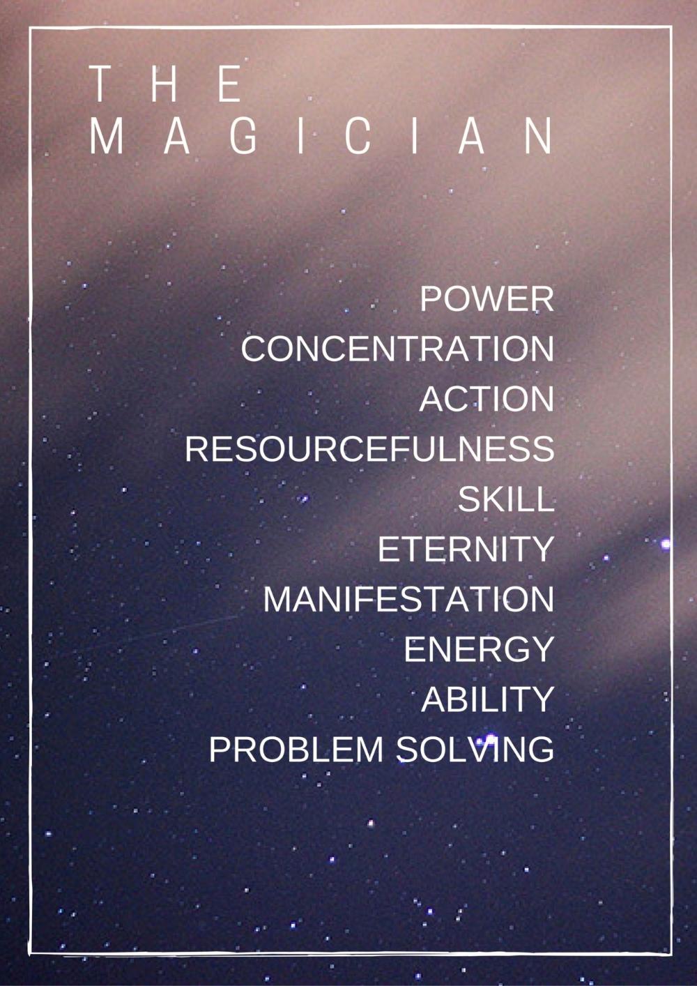 Tumblr in 2020 The magician tarot, The magicians, Tarot