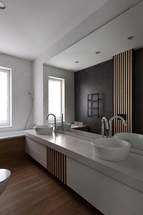 Contemporary family house CUBE, Kiev, Yakusha Design