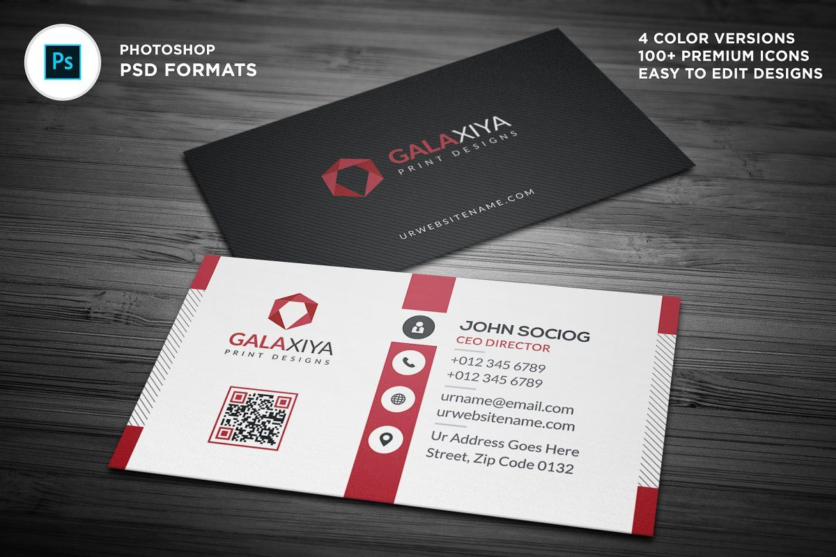Smart Corporate Business Cards Business Cards Creative Templates Corporate Business Card Create Business Cards