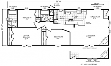 Double Wide Mobile Homes With Images Mobile Home Mobile Home Doublewide Mobile Home Floor Plans