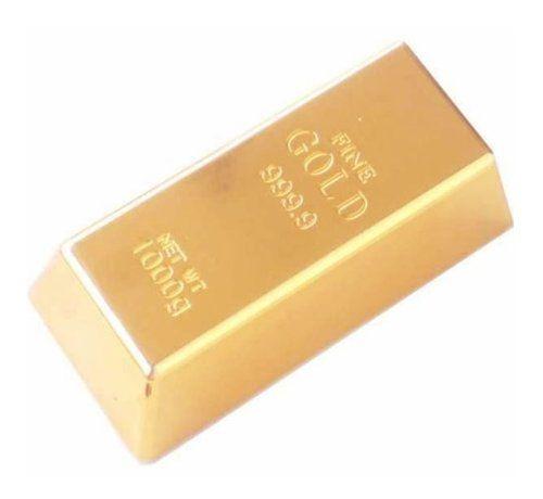 1kg 35oz Fake Gold Bar Bullion Door Stop Paperweight Cas Http Www Amazon Com Dp B002joiuj8 Ref Cm Sw R Pi Dp Lp Cvb1q9rep4 Door Stop