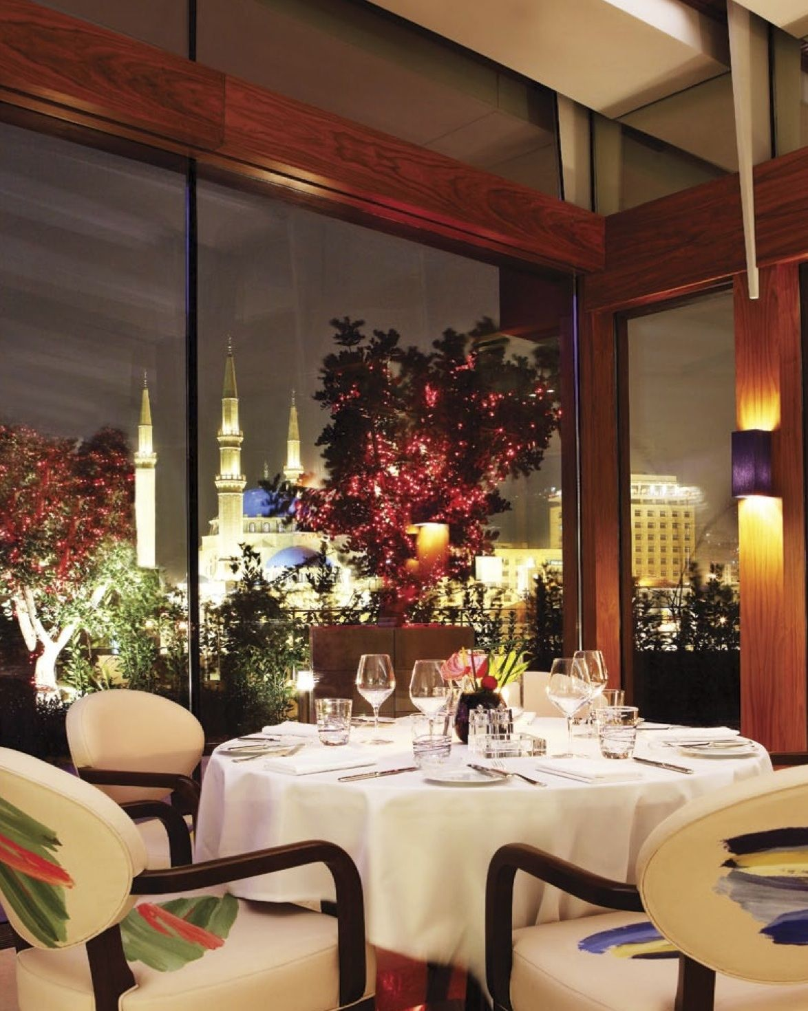 Indigo On The Roof Legray Hotel Restaurant Reviews Table Decorations Table Settings Decor