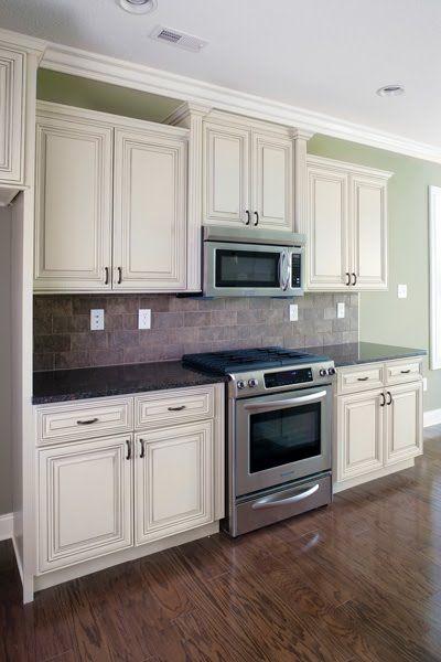 Explore Color Combo Dark Floors White Cabinets Dark Countertop