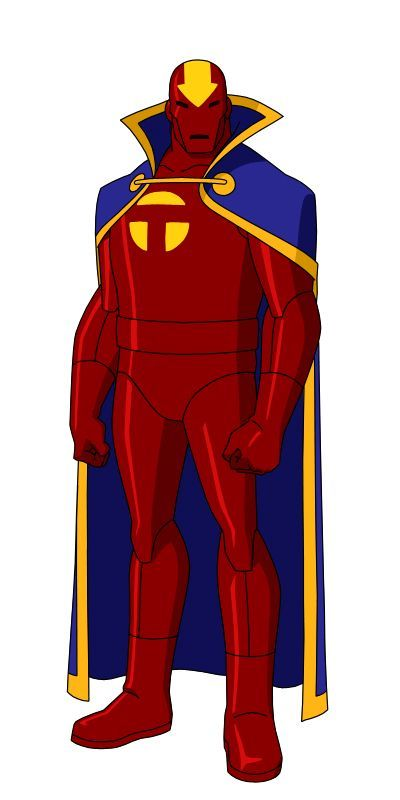 red tornado young justice action figure - Google Search ...