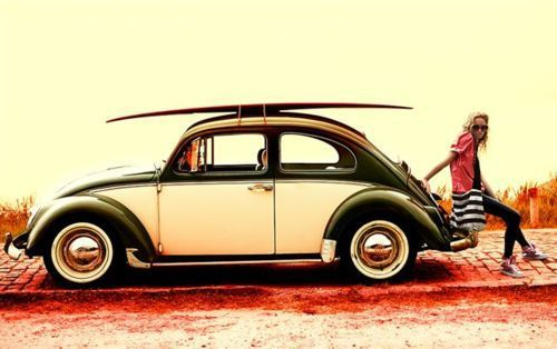 Will Transform my beetle to look this way anyday