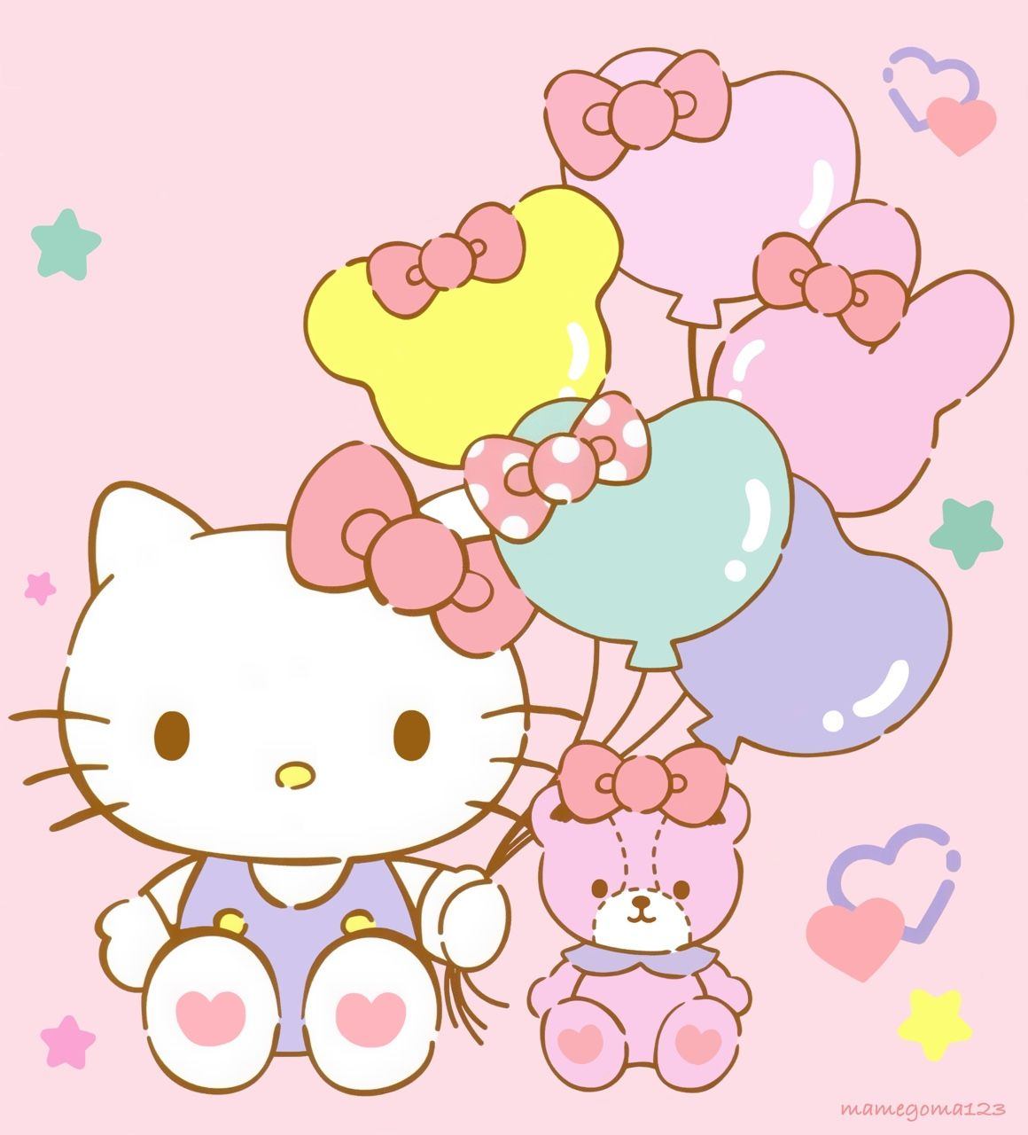 Kawaii shop kawaii cute pinterest - Coloriage hello kitty ...