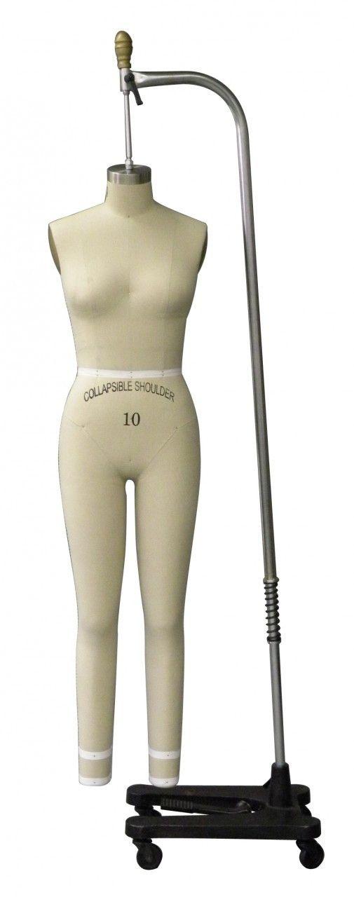 ROXY Female Full Body Sewing Dress Form
