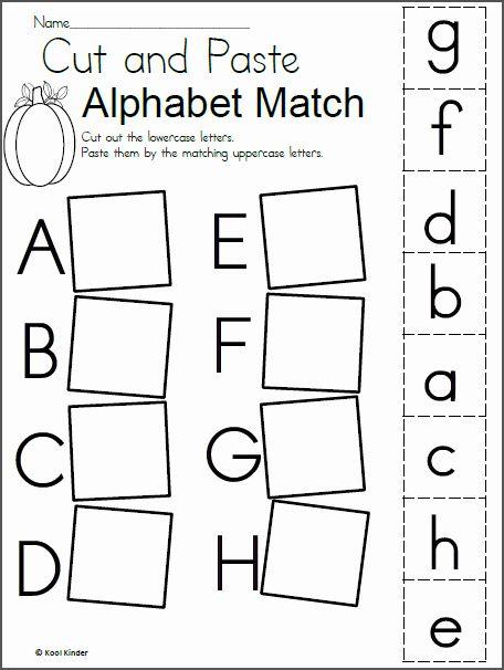 Preschool Matching Worksheets In 2020 Letter Worksheets For Preschool Free Kindergarten Worksheets Alphabet Worksheets Kindergarten Preschool letter matching worksheet